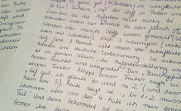 Feedback zu Lernberatung Garching bei München
