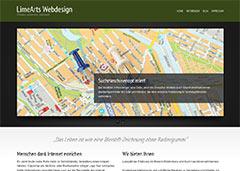 LimeArts-Webdesign